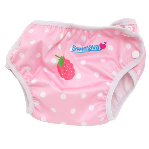 Swim Diapers & Swaddle