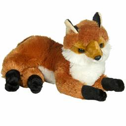 Aurora World Flopsie Plush Toy Animal, (Fox-Fiona) , 12""