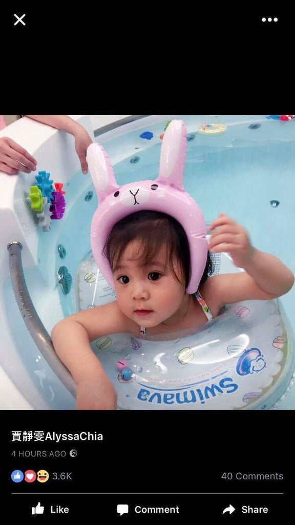 Swimava G2 Swimming Ring & G1 Baby Neck Float Combo- Value Package