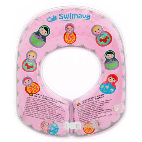 Swimava G1 Starter Ring + G2 Pink Body Ring (L) (Value Pack) - Swimava USA - 2