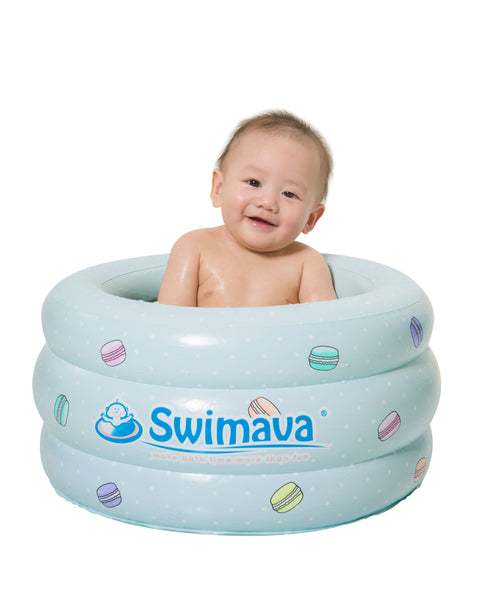 Swimava P3 Macaron Mini Baby Spa Tub