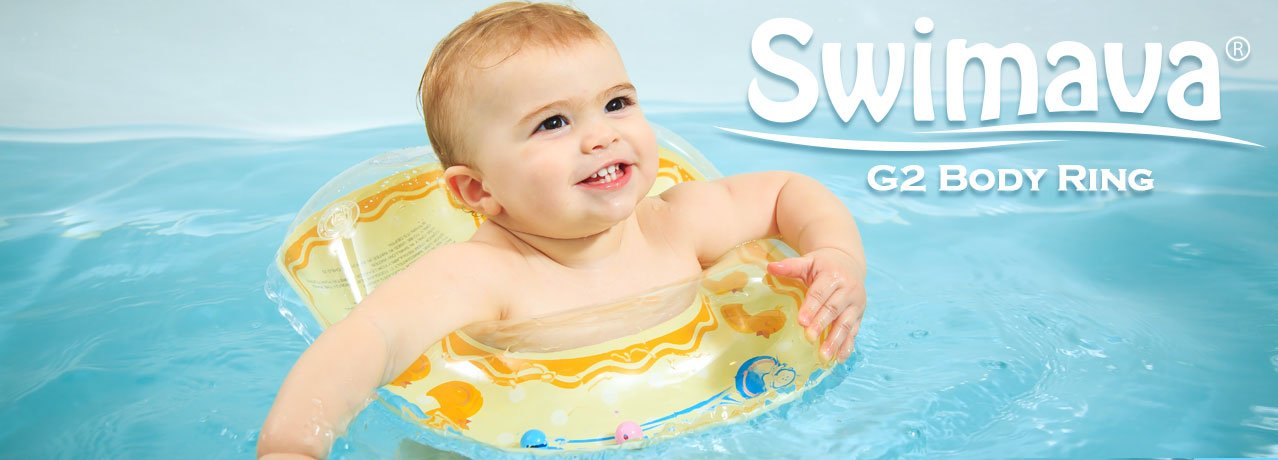 Swimava Baby Body Ring for 22-33 LBS