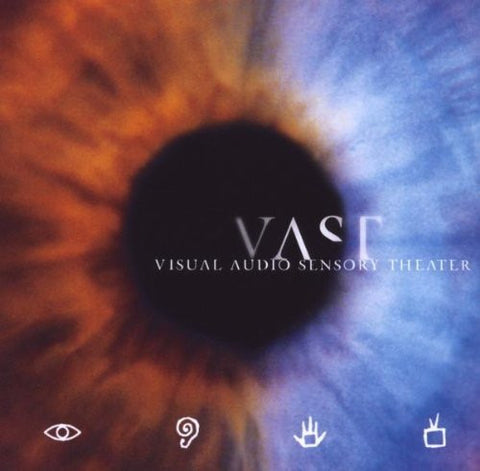 V.A.S.T. on Vinyl (scuffed jackets-slightly damaged-vinyl is good)