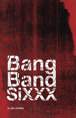 Bang Band SIXXX Book and CD (matching numbers and signatures)