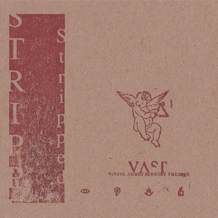 Stripped/Red-Digital Download Version