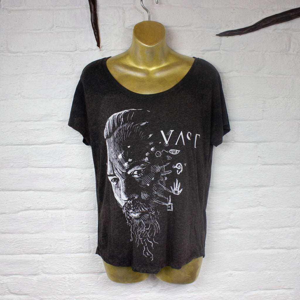 VAST by Love Nico Tees (Women's distressed)