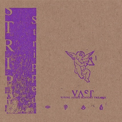 Stripped/Violet on CD