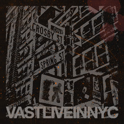 Vast - Live In New York City