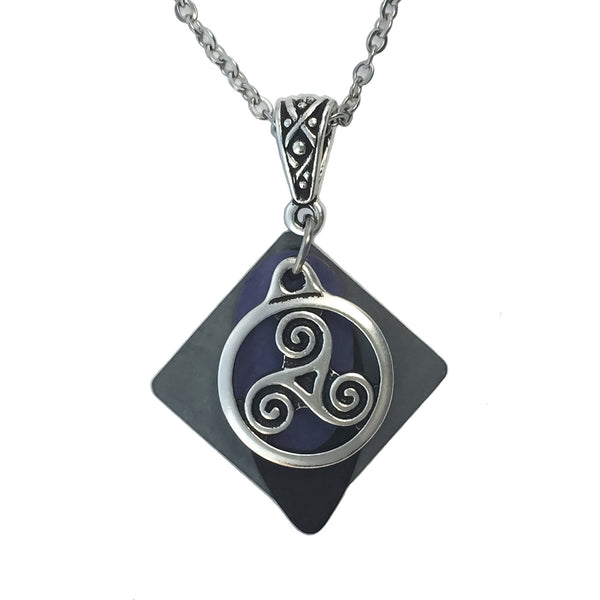 Triskelion Celtic Necklace