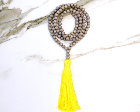 Ames Tassel Necklace