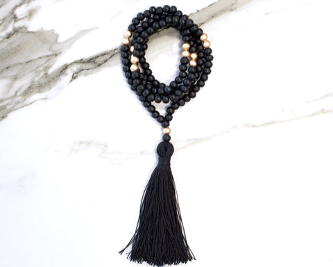 Eastland Tassel Necklace