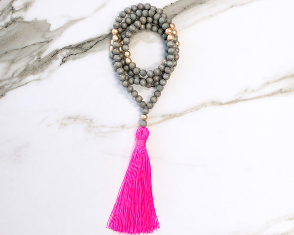 Wilson Tassel Necklace