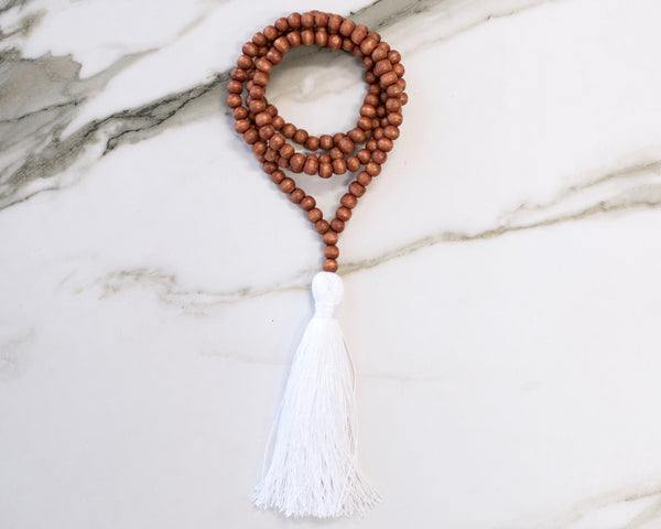 Wickett Tassel Necklace