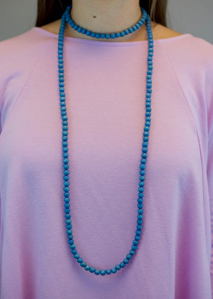 Coachella Periwinkle Blue Double Wrap