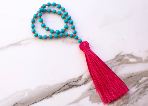 Melrose Car Tassel