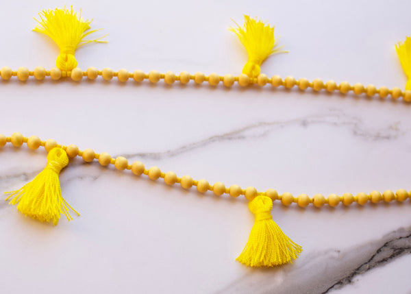 Newport Yellow Necklace
