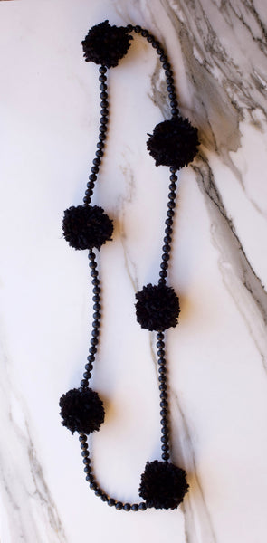 Coronado Black Necklace