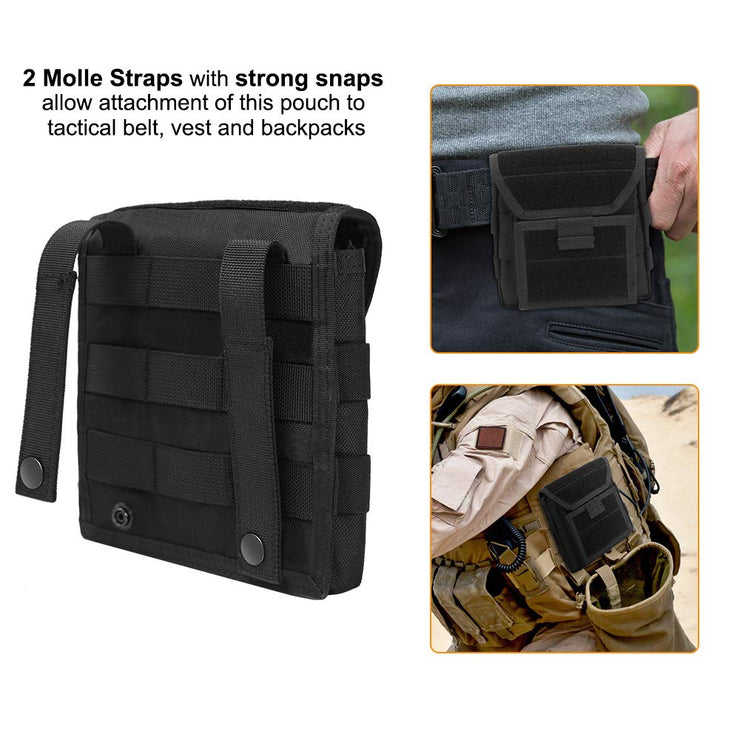 Tactical Multi-functional Admin Pouch