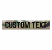 Customised Name Patch - Bearded Lion