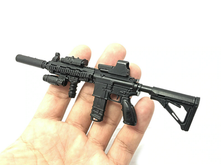 1:6 Rifle Assembly