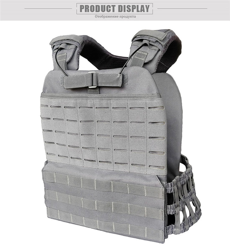 Tactical Training Weight Vest