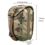 MOLLE First Aid Pouch - Bearded Lion