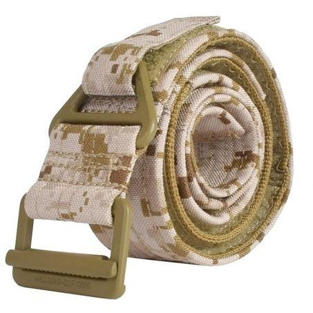 Tactical Military Army Camouflage Belt - Bearded Lion