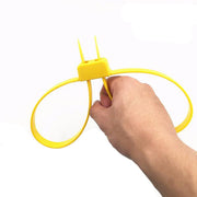 Nylon Zip Tie Handcuffs - Bearded Lion