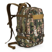 Tactical MOLLE System Backpack - Bearded Lion