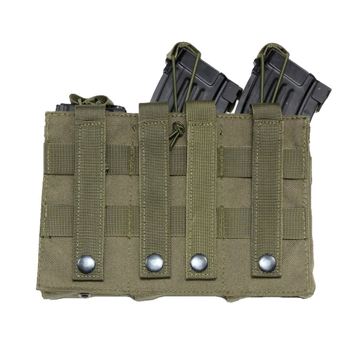 Single / Double / Triple Magazine Pouch - Bearded Lion