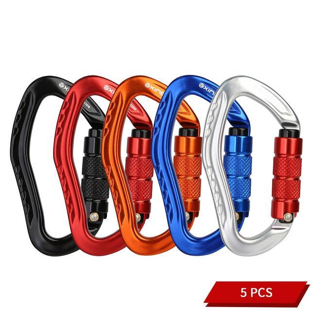 Professional Climbing Carabiner - Bearded Lion