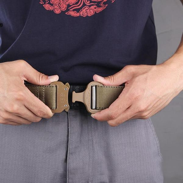 Cobra 1.5 inch Belt - Bearded Lion