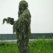 Adjustable Ghillie Suit For Hunting - Bearded Lion