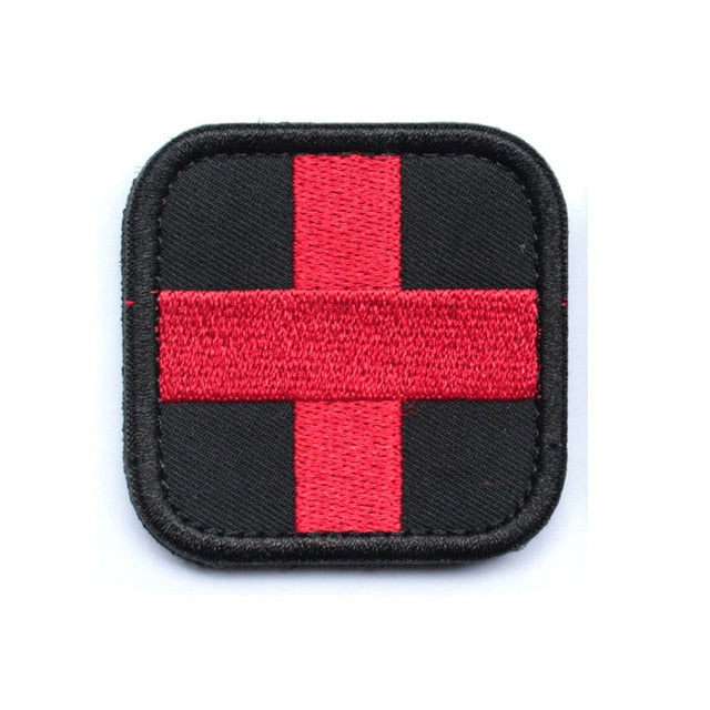 First Aid/Medic Patch - Bearded Lion