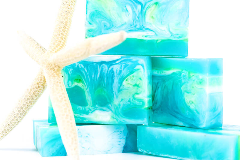 Hawaiian Paradise Soap - Pack of 5