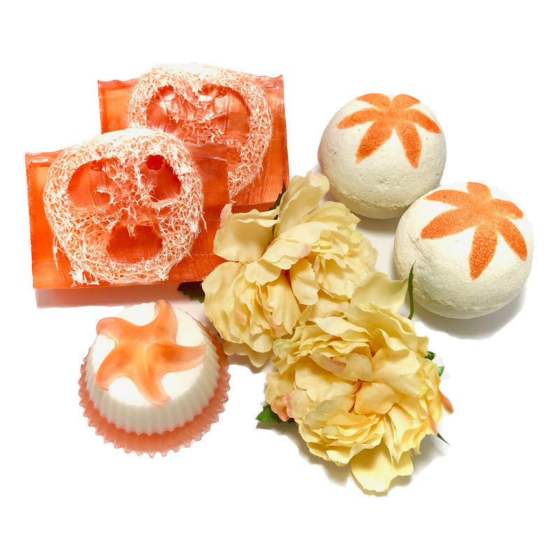 Lily & Citrus Delight Set - SoapyMania