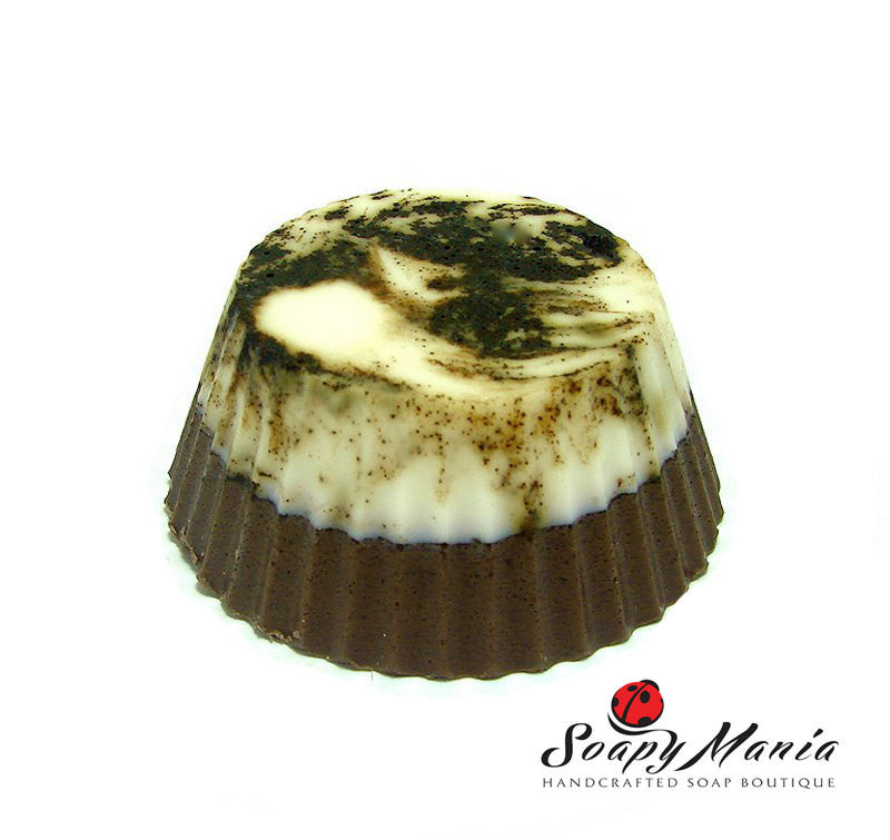 Chocolate Muffin Soap - SoapyMania
