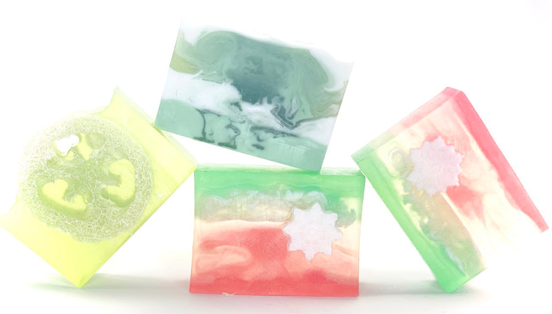 Christmas Morning Soap
