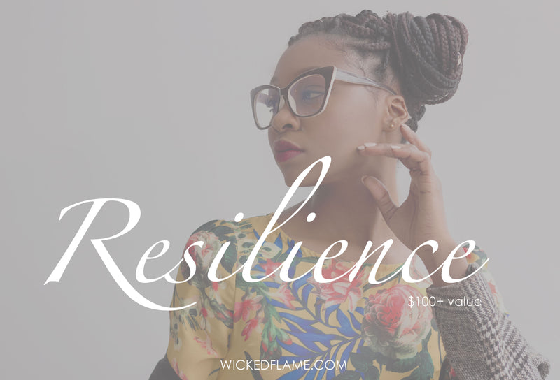 September Theme Announcement: Resilience! (Sold Out)