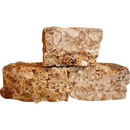 african black soap - raw - imported
