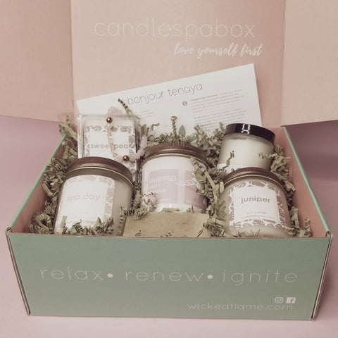 6 Month Subscription Box Prepay
