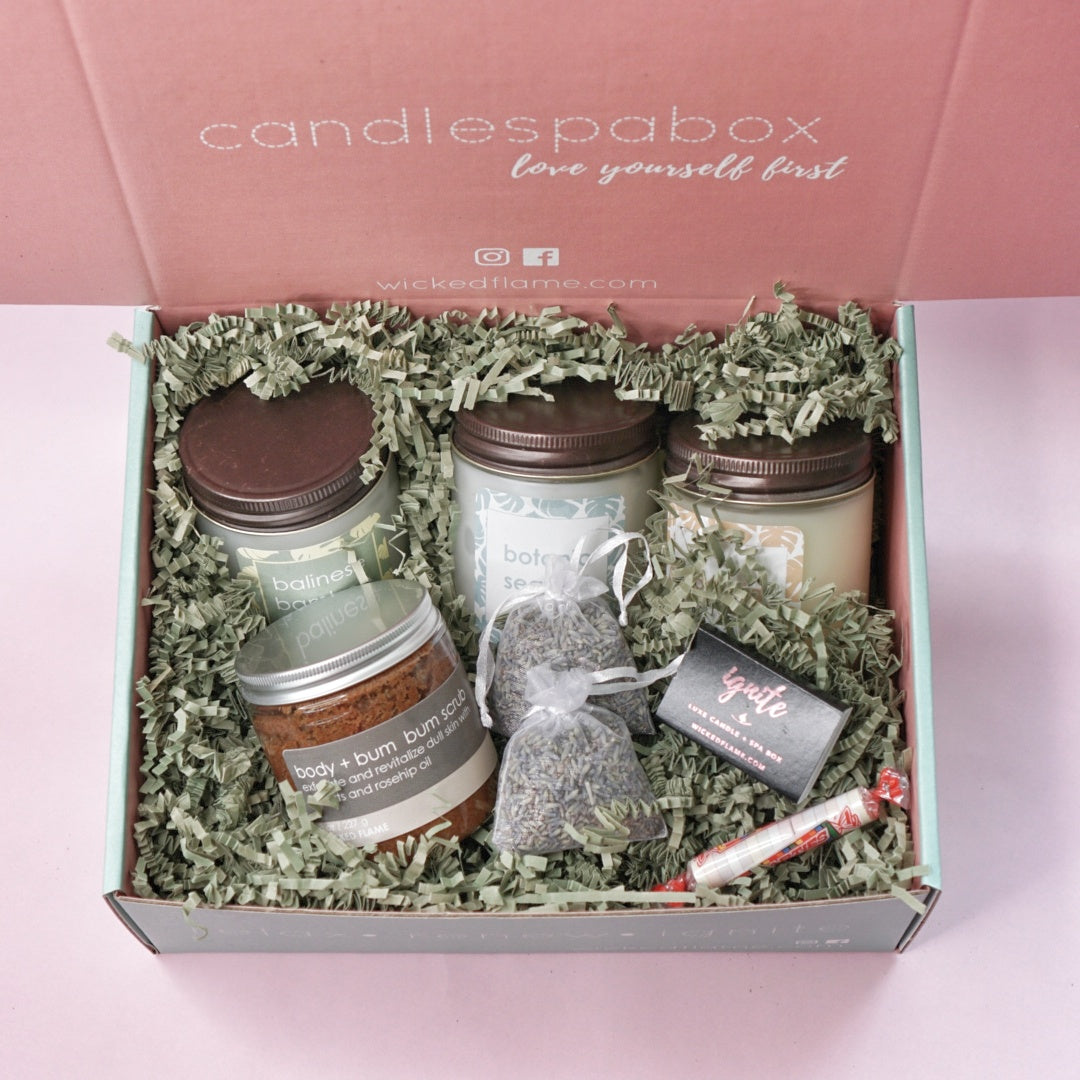 candle subscription boxes | spa subscription boxes | vegan