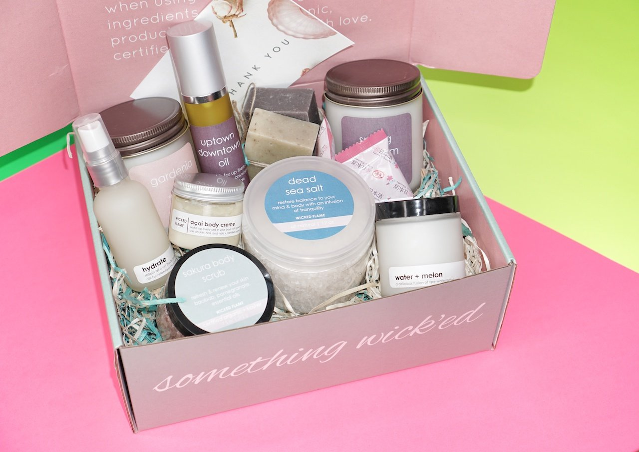 12 Month Subscription Box Prepay