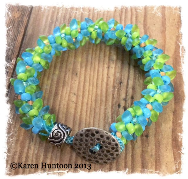 Clunky, Funky & Fun Magatama Bracelet Kit