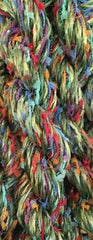 Kumihimo Frilly Novelty Yarn - 5 Colors