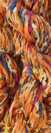 Kumihimo Frilly Novelty Yarn - 10 yards