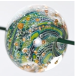 Boro Glass Focal Bead -  SeaDreams
