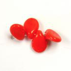 Pip Beads - Red