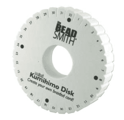 Beadsmith 32-Slot THICK Mini Disk