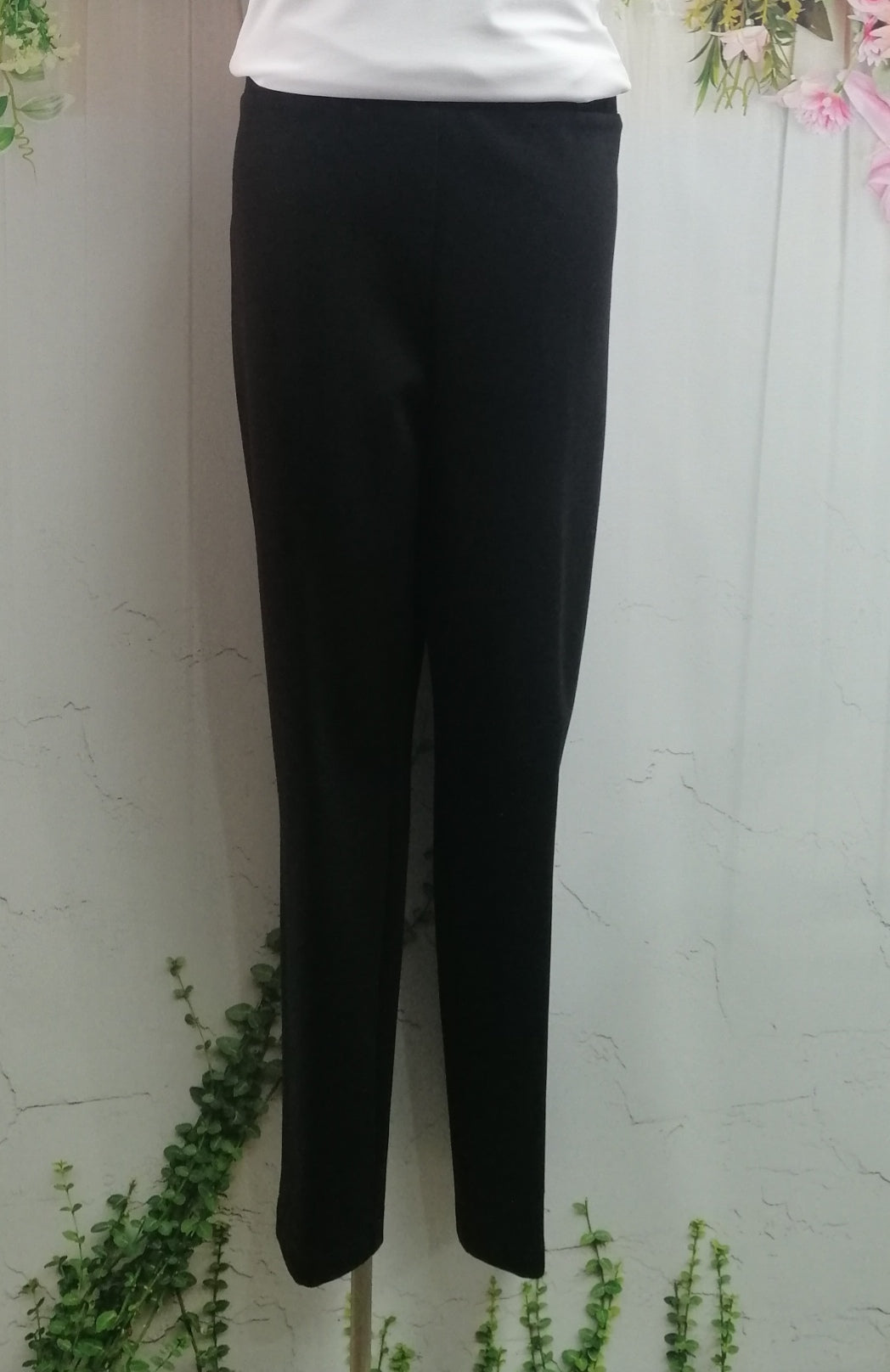 Swish Slim Ponte Pants - Fashion Focus